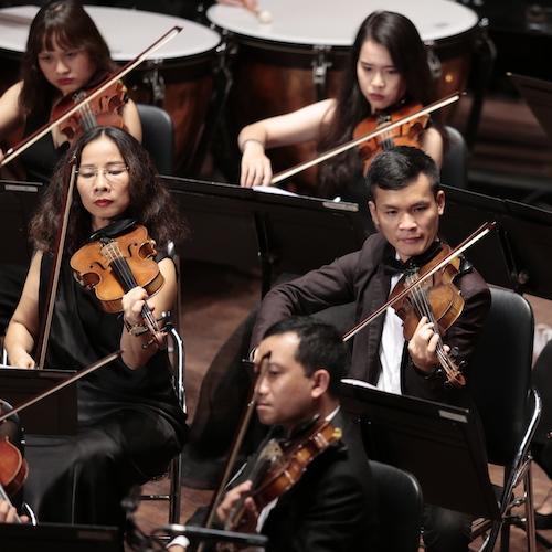 Đêm hòa nhạc đặc biệt Concerto Grosso số 1 của Alfred Schnittke