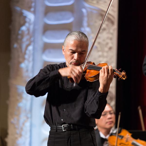 Đêm hòa nhạc những kiệt tác dành cho đàn Violin