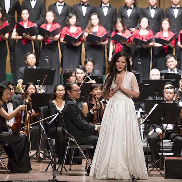 Thưởng thức Đêm nhạc Ý – A Night Of Italian Music tại nhà hát Thành Phố
