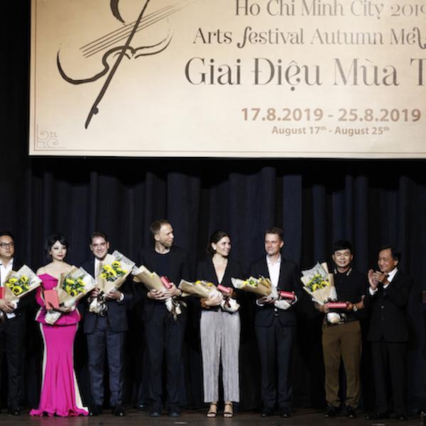 Vở nhạc kịch Trinh thám Yesterday's Memory mở màn Giai Điệu Mùa Thu 2019