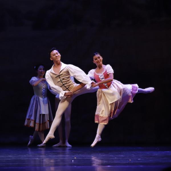 Vở vũ kịch Giselle nổi tiếng 1841 tái diễn tại Nhà hát Thành phố