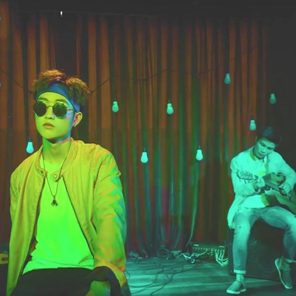 """Hot boy Huỳnh Anh xuất hiện trong MV ca nhạc của """"thánh chuyển thể"""" Hoàn Lâm"""