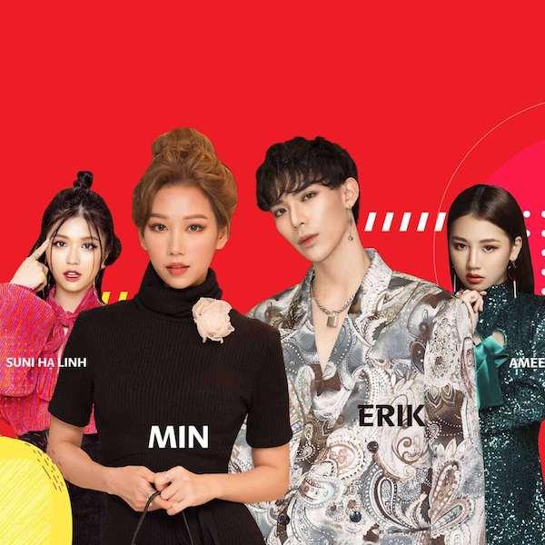 Nhóm nhạc Hàn Quốc NCT Dream tham dự sự kiện Lotte Duty Free Đà Nẵng Downtown