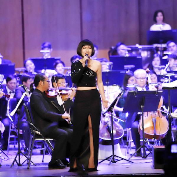 Chương trình hòa nhạc đặc biệt Rock Symphony