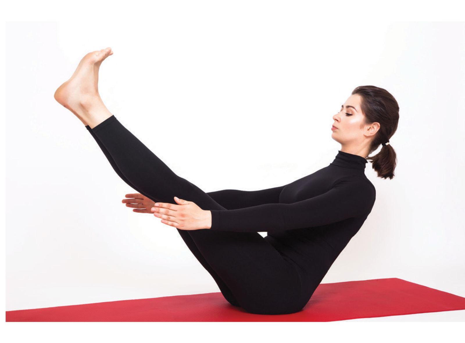 yoga giảm mỡ bụng