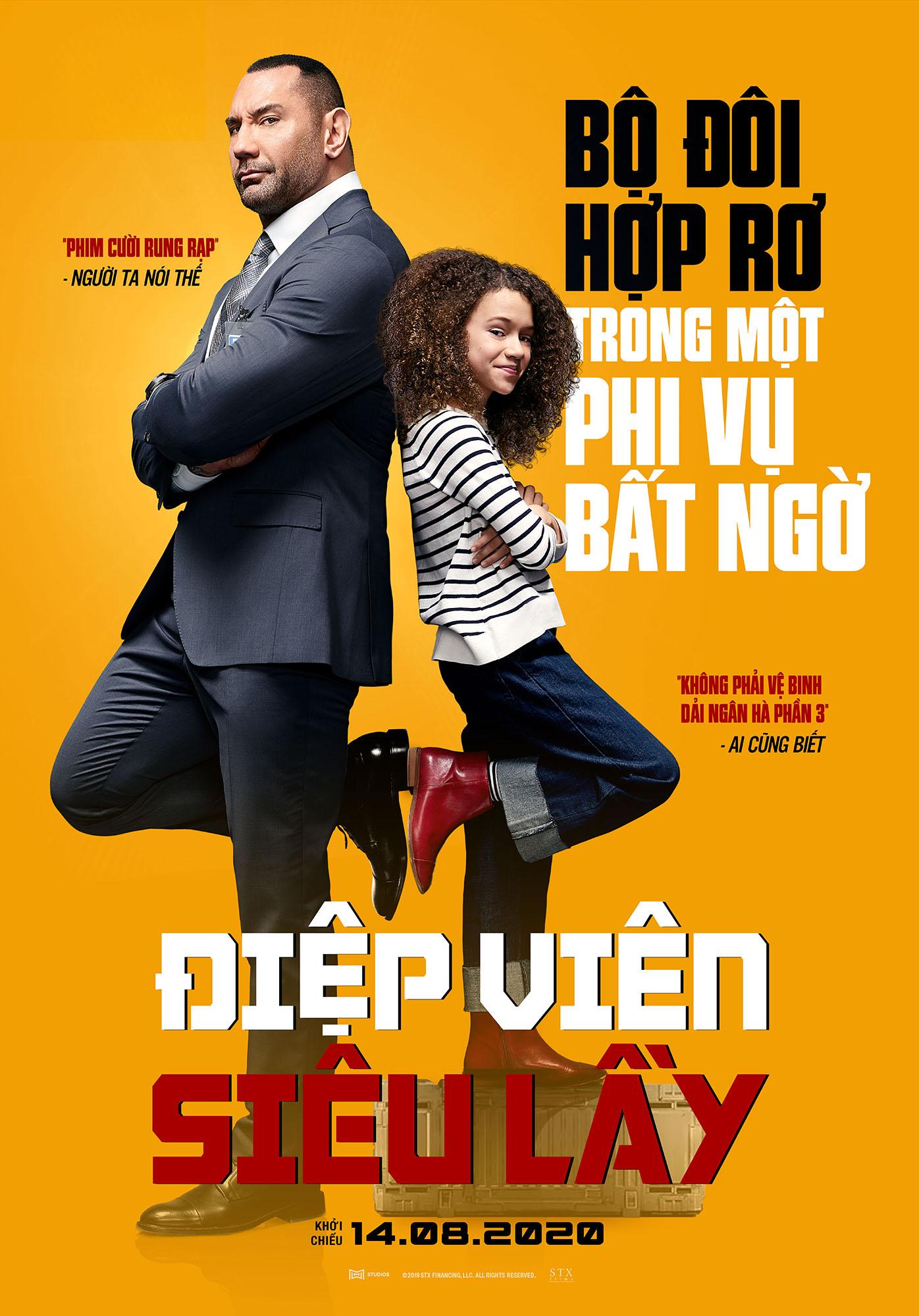 Diep-vien-sieu-lay-poster