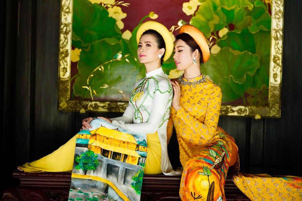 Đại sứ áo dài Việt Nam