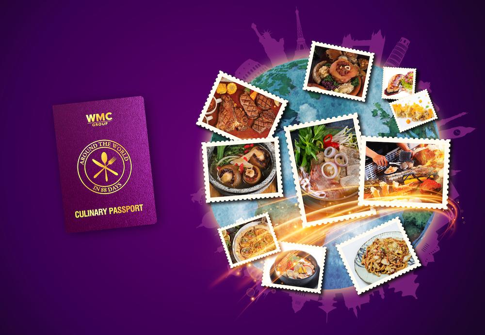 Hộ chiếu Ẩm thực WMC Hè