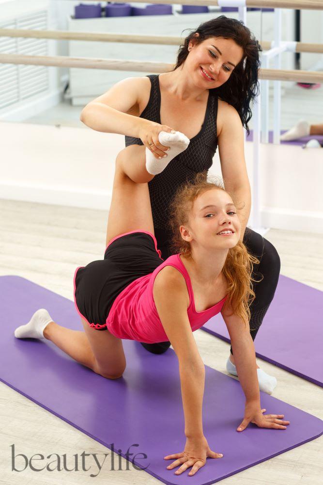 yoga cho trẻ em