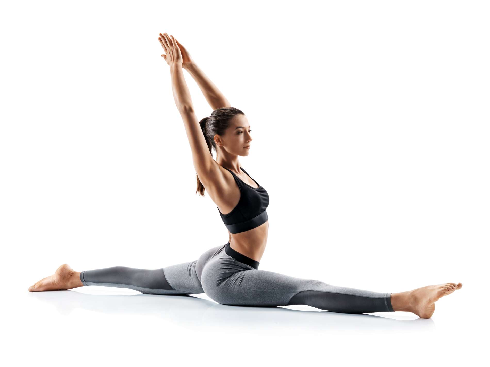 yoga cho chân thon