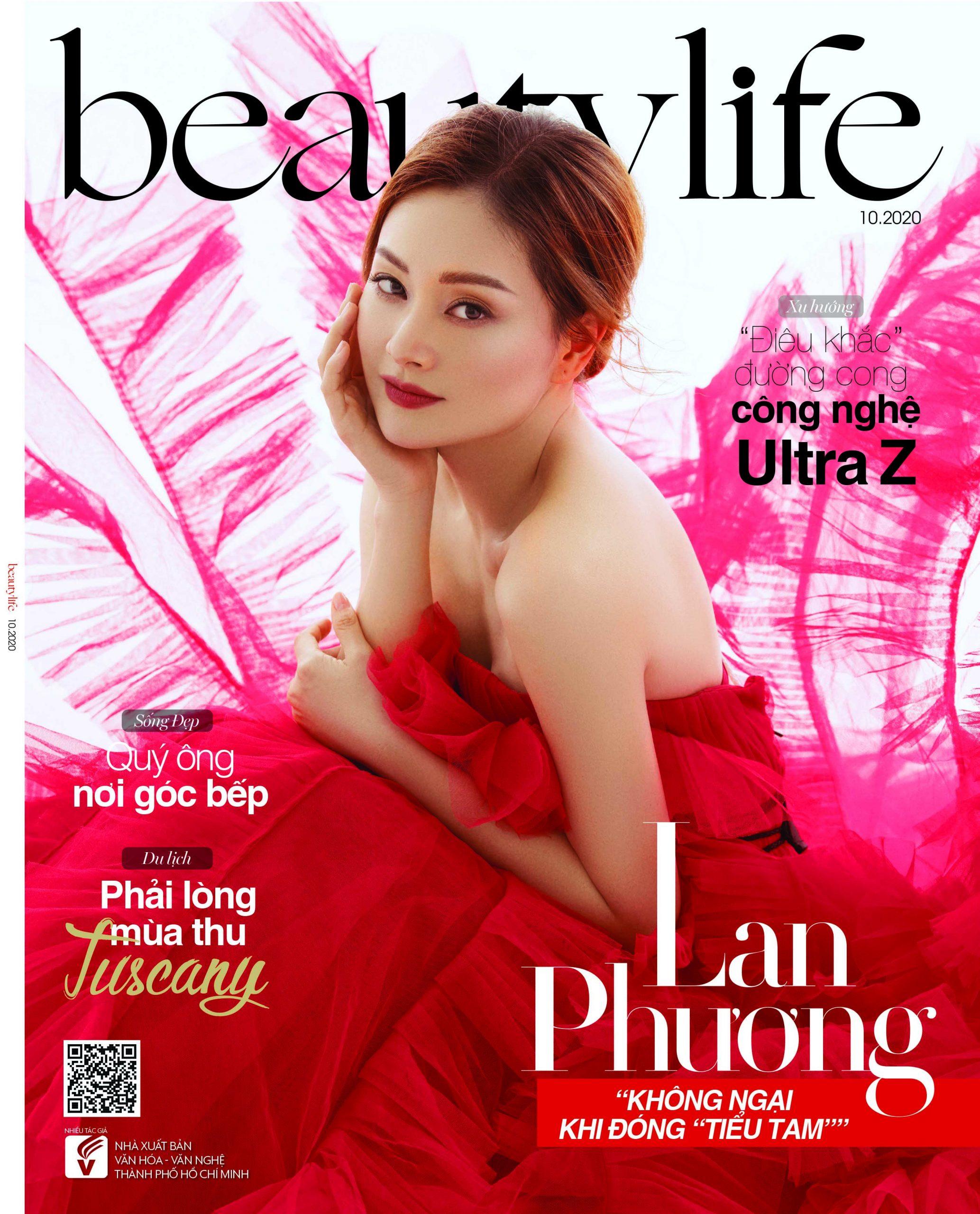 Tạp chí Sống Đẹp - Lan Phương