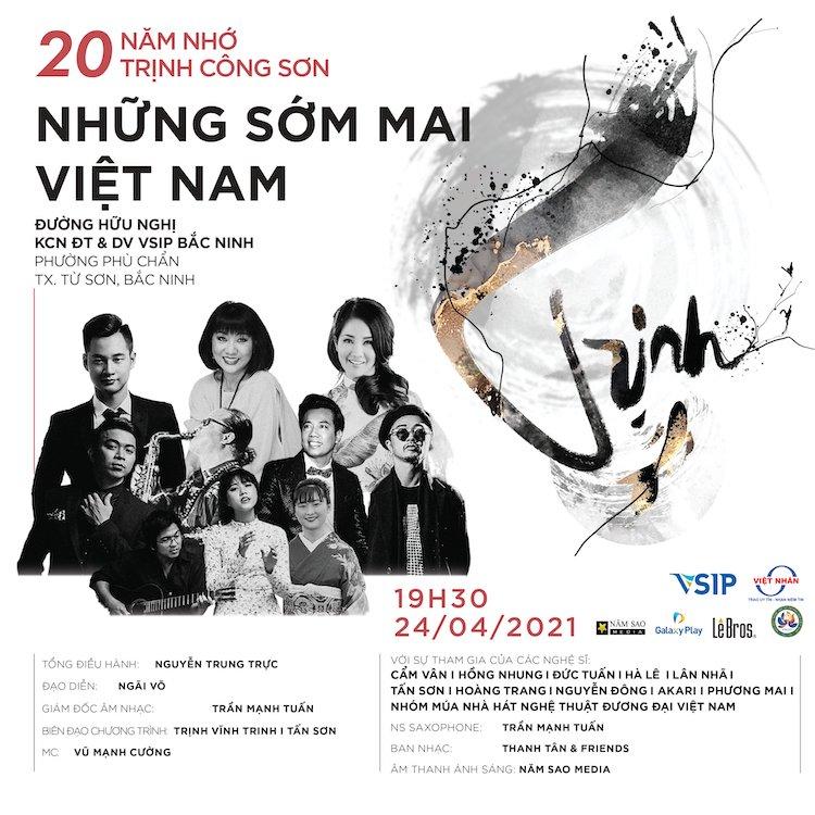 Nhung-som-mai-viet-nam-Poster